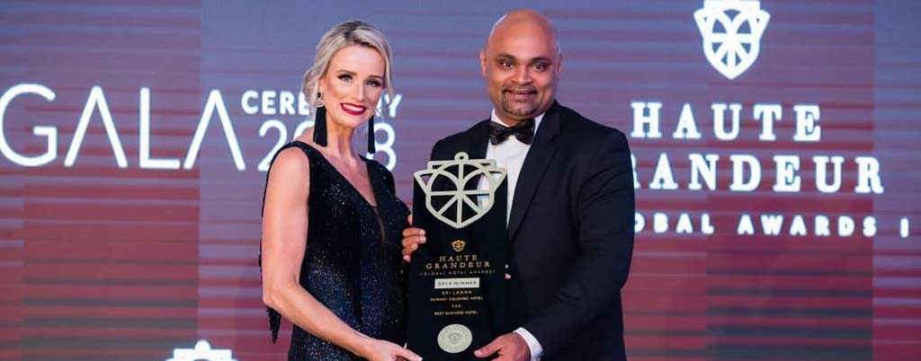 Fairway Colombo award